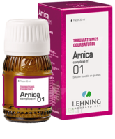 Lehning Arnica Complexe N° 1 Solution Buvable En Gouttes Fl/30ml à Lherm