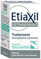 Etiaxil Aisselles Détranspirant Peau Sensibles Roll-on/15ml à Lherm