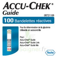 Accu-chek Guide Bandelettes 2 X 50 Bandelettes à Lherm