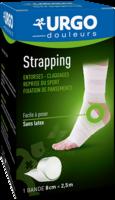 Urgo Strapping 8cm X 2,5m à Lherm