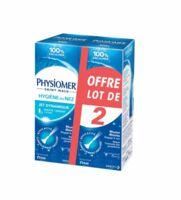 Physiomer Solution nasale adulte enfant Jet dynamique 2*135ml à Lherm