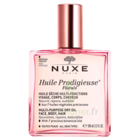 Huile prodigieuse® Florale - huile sèche multi-fonctions visage, corps, cheveux100ml à Lherm