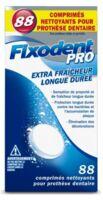 Fixodent Pro Comprimés Nettoyant Fraîcheur Longue Durée Pour Prothèse Dentaire B/88 à Lherm