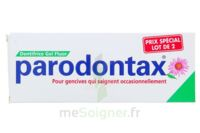 PARODONTAX DENTIFRICE GEL FLUOR 75ML x2 à Lherm