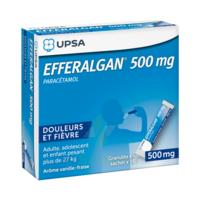 Efferalgan 500 Mg Glé En Sachet Sach/16 à Lherm