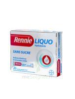 RENNIELIQUO SANS SUCRE, suspension buvable édulcorée à la saccharine sodique en sachet-dose à Lherm