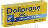 DOLIPRANE 500 mg Gélules B/16 à Lherm