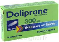 DOLIPRANE 300 mg Suppositoires 2Plq/5 (10) à Lherm