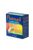 FLUIMUCIL EXPECTORANT ACETYLCYSTEINE 200 mg ADULTES SANS SUCRE, granulés pour solution buvable en sachet édulcorés à l'aspartam et au sorbitol à Lherm