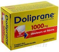 Doliprane 1000 Mg Poudre Pour Solution Buvable En Sachet-dose B/8 à Lherm