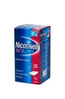 Nicotinell Fruit 2 Mg Sans Sucre, Gomme à Mâcher Médicamenteuse P/96 à Lherm