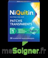 NIQUITIN 21 mg/24 heures, dispositif transdermique Sach/28 à Lherm