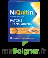 NIQUITIN 14 mg/24 heures, dispositif transdermique Sach/28 à Lherm