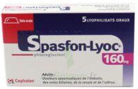 SPASFON LYOC 160 mg, lyophilisat oral à Lherm