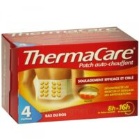 THERMACARE, pack 4 à Lherm