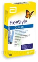 Freestyle Optium électrode B/100 à Lherm