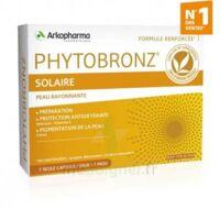 Phytobronz Solaire Caps tous types de peaux 2B/30