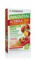 Arkovital Acérola 1000 Comprimés à croquer B/30 à Lherm