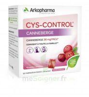 Cys-control 36mg Poudre Orale 20 Sachets/4g à Lherm