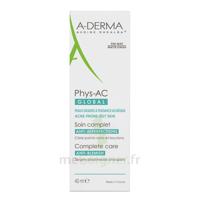 Aderma Phys'ac Global Soin Imperfection Sévères 40ml à Lherm