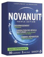 Novanuit Triple Action B/30 à Lherm