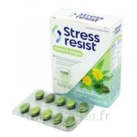 Stress Resist Comprimés Stress & fatigue B/30 à Lherm