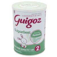 Guigoz Guigozgest 2 Lait Poudre B/800g à Lherm