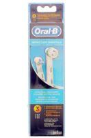 Brossette De Rechange Oral-b Ortho Care Essentials X 3 à Lherm