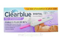 TEST D'OVULATION DIGITAL CLEARBLUE x 10 à Lherm