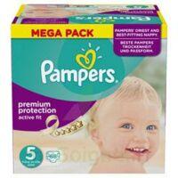 PAMPERS ACTIVE FIT T5 MEGA PACK 68 à Lherm