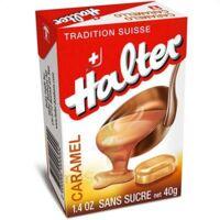 Halter Bonbons Sans Sucre Caramel à Lherm