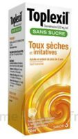 TOPLEXIL 0,33 mg/ml sans sucre solution buvable 150ml à Lherm