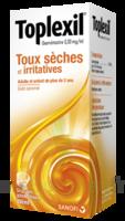 TOPLEXIL 0,33 mg/ml, sirop 150ml à Lherm