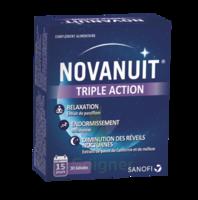 NOVANUIT Triple action Gélules B/30 à Lherm
