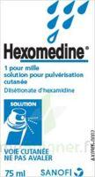 Hexomedine 1 Pour Mille, Solution Pour Pulvérisation Cutanée En Flacon Pressurisé à Lherm