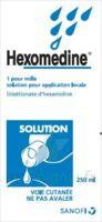 Hexomedine 1 Pour Mille S Appl Loc Fl/250ml à Lherm