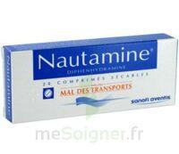NAUTAMINE, comprimé sécable à Lherm