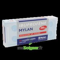 IBUPROFENE MYLAN 200 mg, comprimé enrobé B/30 à Lherm