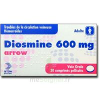 DIOSMINE ARROW 600 mg, comprimé pelliculé à Lherm