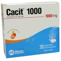 Cacit 1000 Mg, Comprimé Effervescent à Lherm