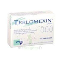 TERLOMEXIN 200 mg, capsule molle vaginale à Lherm
