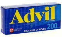 ADVIL 200 mg, 20 comprimés enrobés B/20 à Lherm