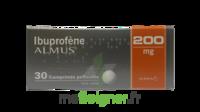 IBUPROFENE ALMUS 200 mg, comprimé pelliculé à Lherm