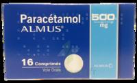 PARACETAMOL ALMUS 500 mg, comprimé à Lherm