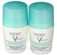 VICHY TRAITEMENT ANTITRANSPIRANT BILLE 48H, fl 50 ml, lot 2 à Lherm