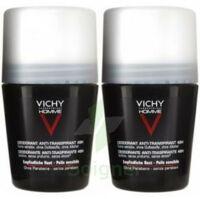 Vichy Anti-transpirant Homme Bille Anti-trace 48h Lot à Lherm