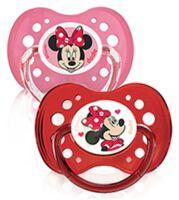 Dodie Disney sucettes silicone +18 mois Minnie Duo à Lherm
