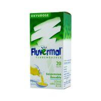 FLUVERMAL 2 POUR CENT, suspension buvable à Lherm