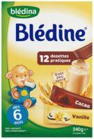 Blédine Vanille/Cacao 12 dosettes de 20g à Lherm