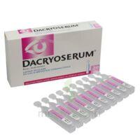 Dacryoserum Solution Pour Lavage Ophtalmique En Récipient Unidose 20unidoses/5ml à Lherm